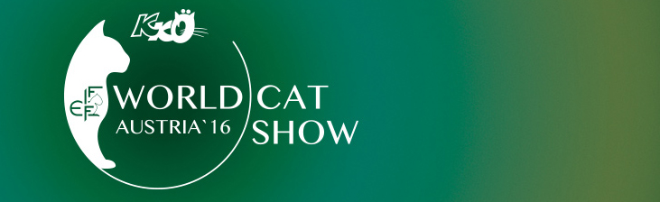 world cat show 2016 logo